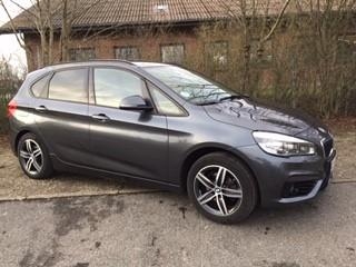 BMW 218D Active Tourer Sport 150 hk